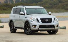 2017 Nissan Armada Driven: Now on Patrol - http://carparse.co.uk/2016/08/01/2017-nissan-armada-driven-now-on-patrol/