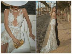 Caimento invejável nos modelos de vestidos de noivas 2014 by Tal Kahlon