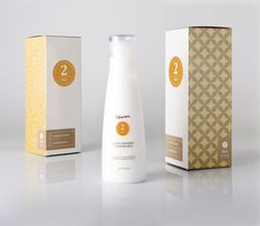 lotion packaging by Imaginista