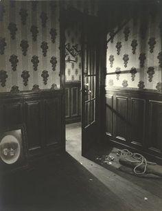 Roger Parry  - untitled room; banalité,  1929