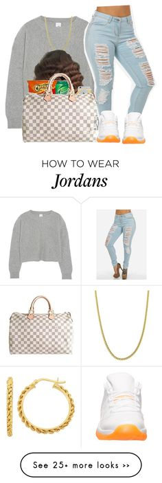"""""""Good morning!"""" by dekaylaxoxo on Polyvore featuring Iris & Ink, Cartier and Louis Vuitton"""