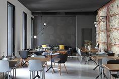 Teresa Sapey Estudio, Asier Rua · The Place to be_ Petit Palace Santa Bárbara, Madrid