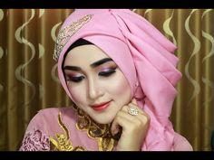 Hijab Graduation Simple, Beautiful, Graceful, Luxurious And Elegant By Using Hijab Rectangular Four Tutorial Hijab Segitiga, Tutorial Hijab Wisuda, Cara Hijab, Video Hijab, Instant Hijab, Kebaya Hijab, Simple Hijab, Modest Fashion Hijab, Beautiful Hijab