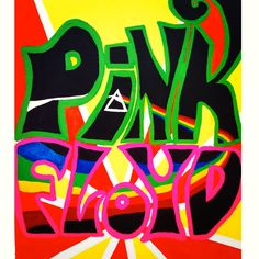 Pink Floyd painting Pink Floyd Art, Comfortably Numb, Everything Pink, The Shining, Axe, Diy Painting, Hustle, Diy And Crafts, Art Ideas