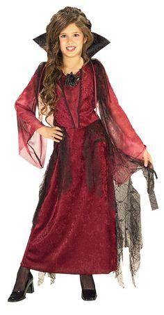 Coffin Queen Gothic Vampire Twilight Costume 4 COLORS