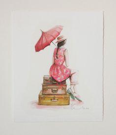 Traveling Umbrella | Limited Edition