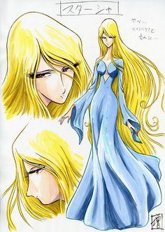 Me encantaría tener el cabello largo como ella