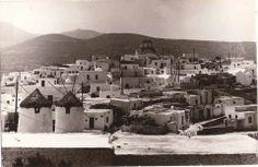 #Paros #History #Greece #Vintage #View Paros Greece, Paros Island, Vintage Pictures, Old Photos, Places To See, Mount Rushmore, The Past, Greek, Mountains