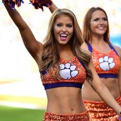 miss south carolina rachel wyatt Cheerleading Photos, Hottest Nfl Cheerleaders, College Cheerleading, Cheerleading Uniforms, Football Cheerleaders, Rachel Wyatt, Miss South Carolina, Carolina Girls, Clemson Tigers