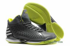 release date 51145 b0833 Adidas Adizero Rose 3.0 Cool Grey Volt G05556 Basketball Shoes website full  of shoes for 50