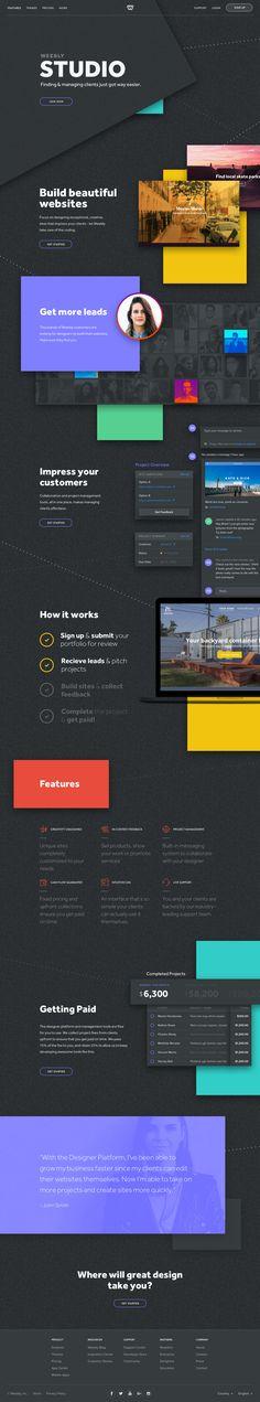 Designer Landing