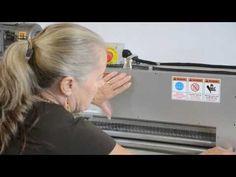 Instructional video on changing the needles on your FeltLOOM Lexi model #felting #fiberart