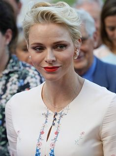 Royals & Fashion: Week Princess Charlene