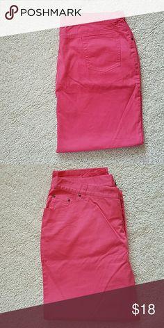 NWOT~ST. JOHN'S BAY PANTS WITH STRETCH NWOT~ST. JOHN'S BAY PANTS WITH STRETCH. St. John's Bay Pants Straight Leg