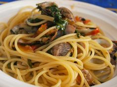 Sunday Lunch | EASY TRAPANI .com #Trapani #Sicily  #italianfood  #sicilianfood #westsicily #starter #pasta #spaghetti #seafood #fruttidimare