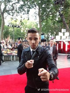 One Direction at 1DMoviePremiere