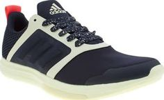 Adi Stella Sport Navy Yvori Womens Trainers adidas continue their collaboration with Stella McCartney and provide the STELLASPORT Yvori. The navy man-made upper features Climacool for 360-degree cooling. Colourful accents and speckled laces add http://www.comparestoreprices.co.uk//adi-stella-sport-navy-yvori-womens-trainers.asp