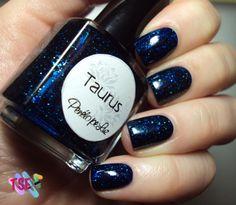 Taurus :: Penélope Luz | Tudo Sobre Esmaltes  http://tudosobreesmaltes.com/2012/10/16/taurus-penelope-luz/