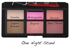 One Night Stand Cheek Palette