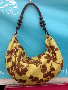 Autumn Bloom Hobo by MixedBtq on Etsy, $65.00