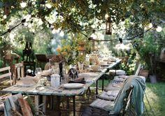 Längtar ut i trädgården och till ett eget växthus