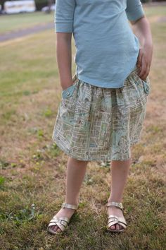 passport lotta skirt // probably actually