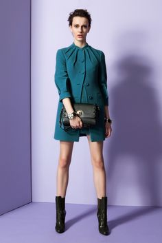 Moschino Pre-Fall 2013 Fashion Show