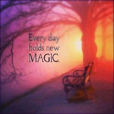 19 ~ Magic #fmsphotoaday