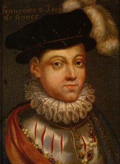 Francesco II di Valois-Angoulême 15° Re di Francia