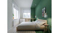 MAKE NEW HOME: Kolor w sypialni