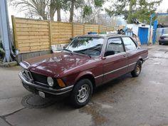 BMW E21 315 zum Restaurieren oder Ausschlachten