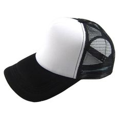 Caps 2017 Unisex Casual Hat Solid Baseball Cap Trucker Mesh Blank Visor Hat  Adjustable snapback baseball 0ae3cbc4bcb