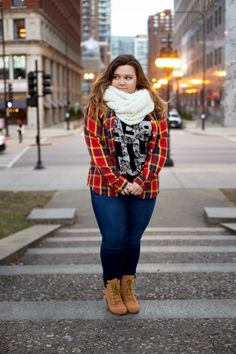 Linda gg: look plus size Plus Size Winter Outfits, Outfits Plus Size, Winter Outfits Women, Curvy Outfits, Casual Outfits, Lazy Fashion, Big Girl Fashion, Curvy Fashion, Plus Size Fashion