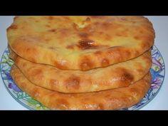 Хачапури грузинский! Идеальное, очень мягкое тесто и на второй день! ხაჭაპური Imeruli Khachapuri - YouTube Relleno, Quiche, Hot Dog Buns, Breakfast Recipes, Food And Drink, Appetizers, Pizza, Cooking Recipes, Yummy Food