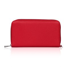 All About The Benjamins in Very Cherry Pebble for $48 - Fashionable and functional, this wallet has 12 interior card pockets, an ID window, flat pocket for bills, zipper closure and a D-ring to attach a Wristlet Strap. It's a trendy look that'll take you from day to night in style.  Via @thirtyonegifts