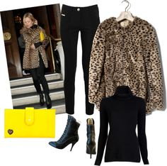 """Kate Moss"" by k-cat on Polyvore"
