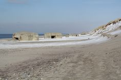 Bunkers from 2nd world war