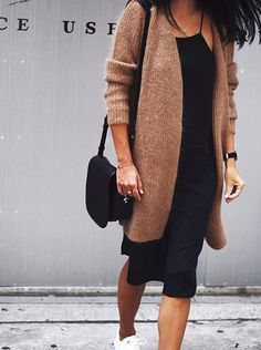 How to wear fall fashion outfits with casual style trends Looks Street Style, Looks Style, Fall Winter Outfits, Autumn Winter Fashion, Casual Wear, Casual Outfits, Casual Heels, Casual Chic, Smart Casual