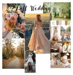 """fall wedding"" by mystyle1234 ❤ liked on Polyvore featuring GALA and fallwedding"