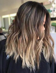 Ash Bronde Balayage Hair-45 Most Demanding Balayage Hair Color Ideas 2018