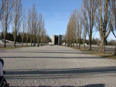 Dachau Germany Oh Jesus this gives me chills.