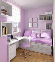 Dekorasi Kamar Unik  desain kamar tidur anak muda yang unik keren dan inspiratif]