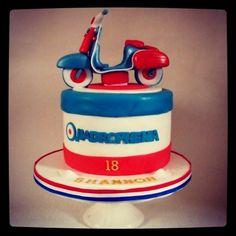 Quadrophenia cake  Cake by deedee1978