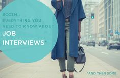 Everything You Need To Know About Job Interviews* | Career Contessa