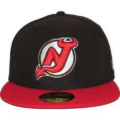 New Era 59Fifty NHL Team Basic New Jersey Devils 5950 Cap   New Era 960653c925d