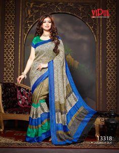 #Bhagalpuri #TakkaTak #Saree #Silk Saree #Vipul #Fashion
