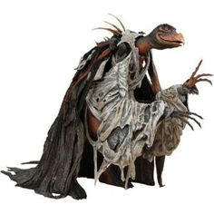skesis!  This looks like Scregg, a Muppet  from the 1970's