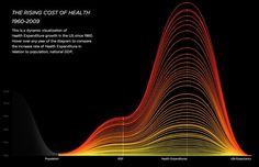 The Rising Cost of Health (Group Project 2) - Francesca Castelli, Bernardo Schorr, Ricardo Muñoz, and Albert Kim.