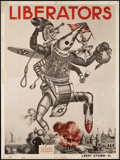 When one speaks of retro art, images of art styles derived from advertising and propaganda posters from to usually flood the mind. Ww2 Propaganda Posters, Protest Posters, Movie Posters, Freedom Riders, Art Optical, Optical Illusions, Modern History, Retro Art, Art Images