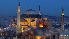 'Divine' Acoustics Of Hagia Sophia Have Been Recreated By Stanford Researchers.